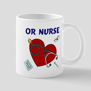 OR Nurse Mug