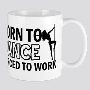 Born to pole-dance Mug