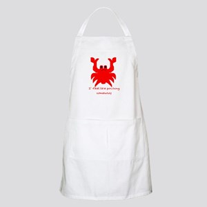 Pinching Crab BBQ Apron
