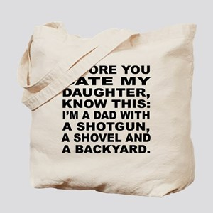 fathers day 1 Tote Bag
