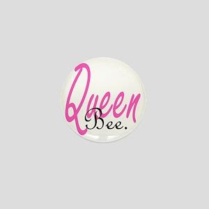 queenb Mini Button