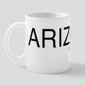 Arizona doing what the fed on white Mug