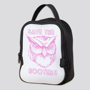 Save The Hooters Neoprene Lunch Bag