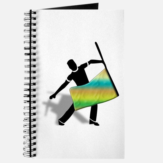 Cute Colorguard Journal
