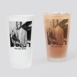 blindwilliejohnsonbig Drinking Glass