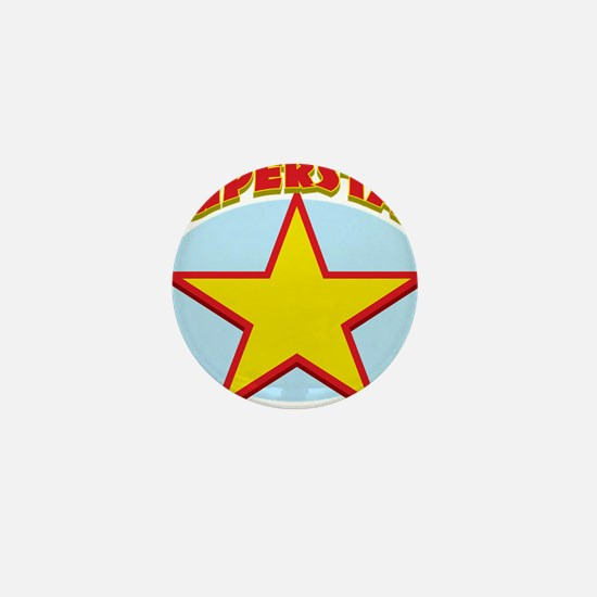 Superstar Mini Button
