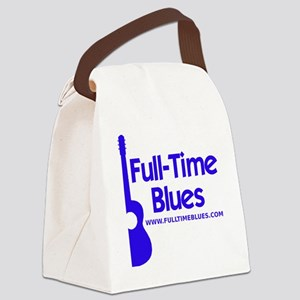 2-full-time blues-logo-large-ALTE Canvas Lunch Bag