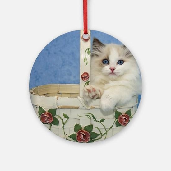 Daystar Mousepad Round Ornament