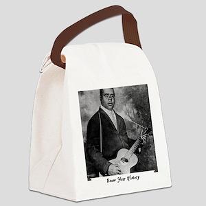 2-blindlemonjeffersonbig Canvas Lunch Bag
