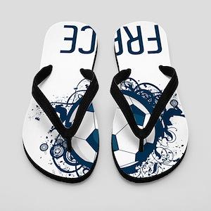 France World Cup3 Flip Flops