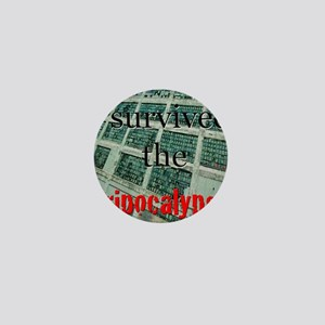 Kripocalypse 1 Mini Button