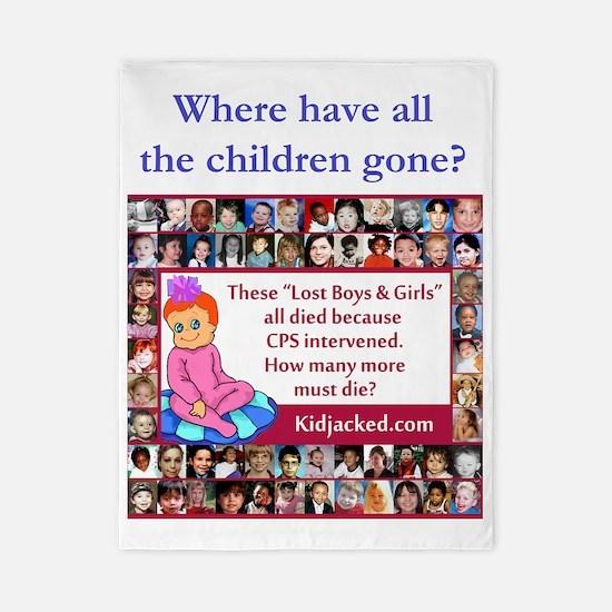 Children Gone Twin Duvet