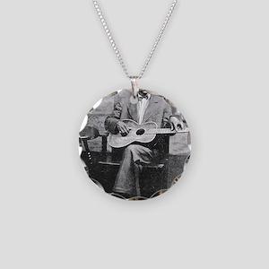 2-charleypattonbig Necklace Circle Charm