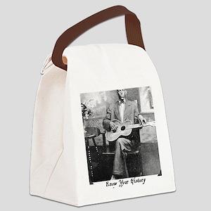 2-charleypattonbig Canvas Lunch Bag