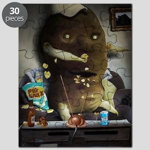 Couch Potato Puzzle