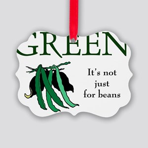 greenforbeans Picture Ornament