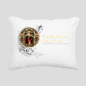 2-MHR_10x10_apparel Rectangular Canvas Pillow