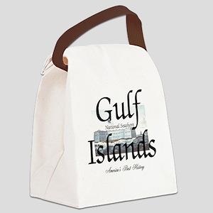 gulfislandsns Canvas Lunch Bag