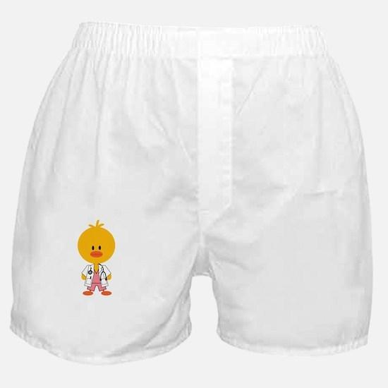 NursePractitionerDkT Boxer Shorts