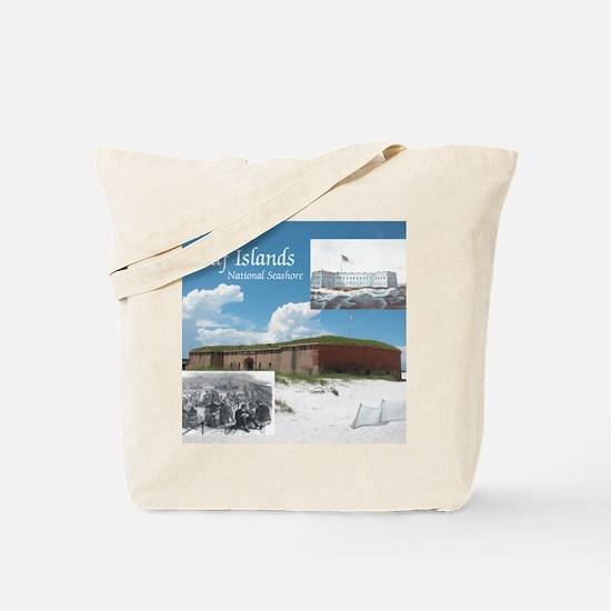 gulfislandsns1 Tote Bag