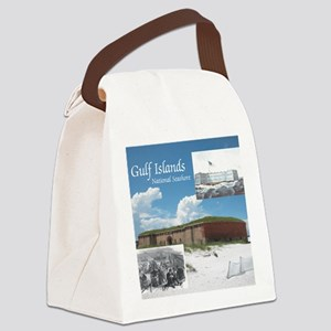 gulfislandsns1 Canvas Lunch Bag
