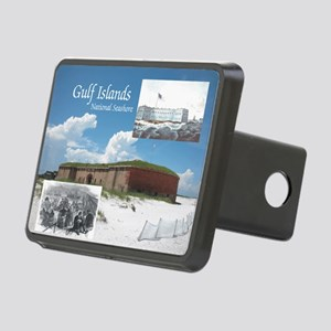 gulfislandsns1 Rectangular Hitch Cover