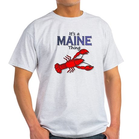 Its a Maine Thing Lobster Light T-Shirt