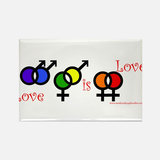 Love is Love Magnets
