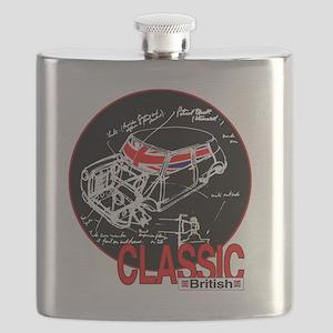 classic mini Flask
