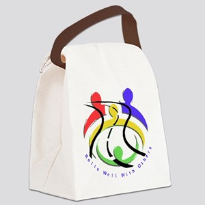 2-RLS Canvas Lunch Bag
