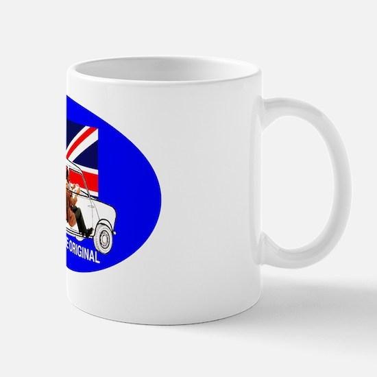 transperent oval Mug