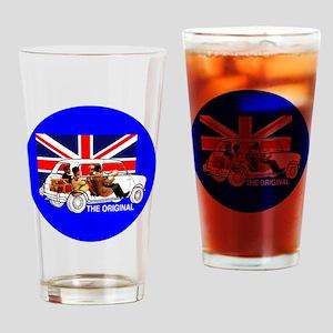 transperent round Drinking Glass