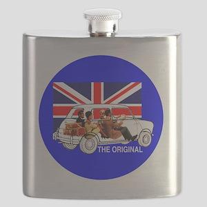 transperent round Flask