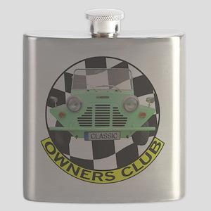 Owners green moke Flask