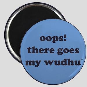 wudhu_blues Magnet