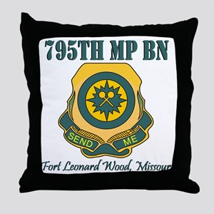 795thMPBNFLWT Throw Pillow