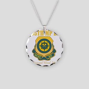 795thMPBNFLWTBlack Necklace Circle Charm