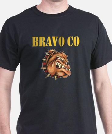 bravo co bulldog black.gif T-Shirt