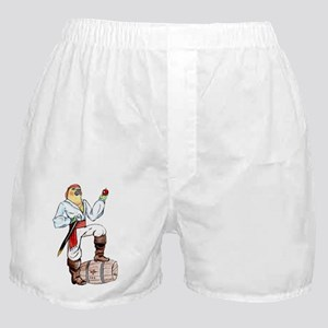 FC_WH_OVAL Boxer Shorts