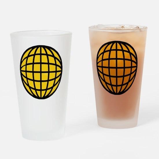 captainplanet Drinking Glass