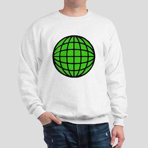 captainplanet-green Sweatshirt