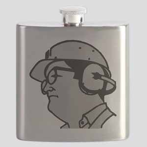 Use Hearing Protection Flask