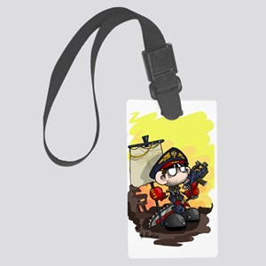 Cain2 Large Luggage Tag