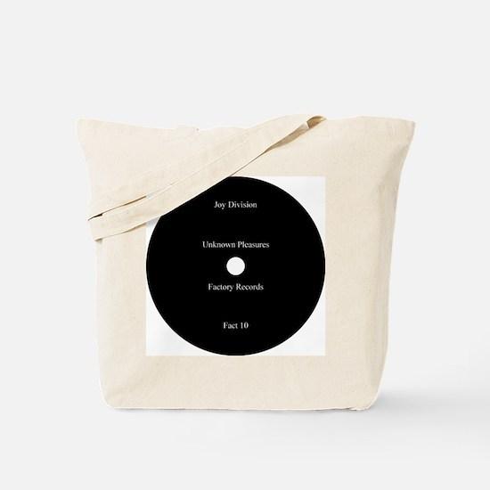 Joy Division Unknown Pleasures Tote Bag