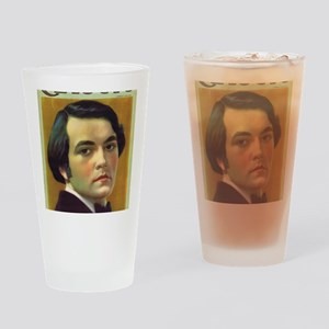 Richard Barthelmess Drinking Glass