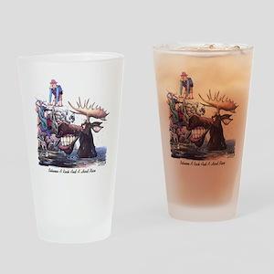 BetweenARockandAHardPLace Drinking Glass