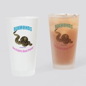 easterndiamondback Drinking Glass