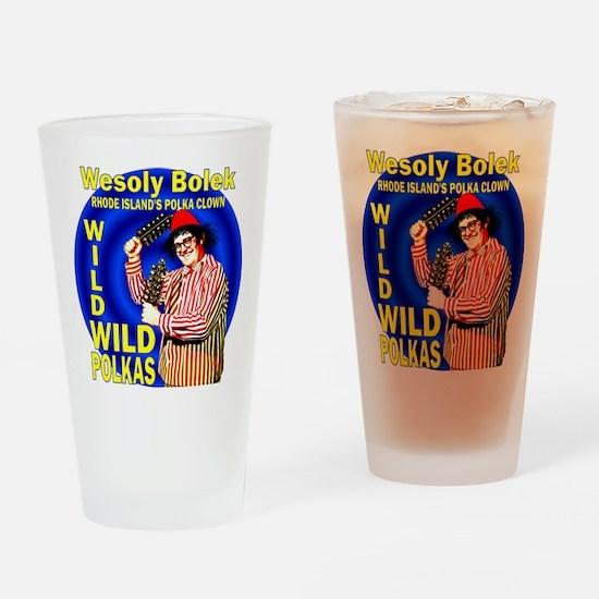 2-wesoly bolek Drinking Glass