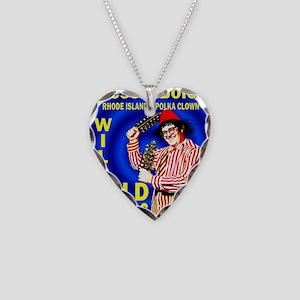 2-wesoly bolek Necklace Heart Charm