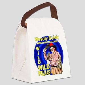 2-wesoly bolek Canvas Lunch Bag